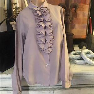Tops - Lavender blouse